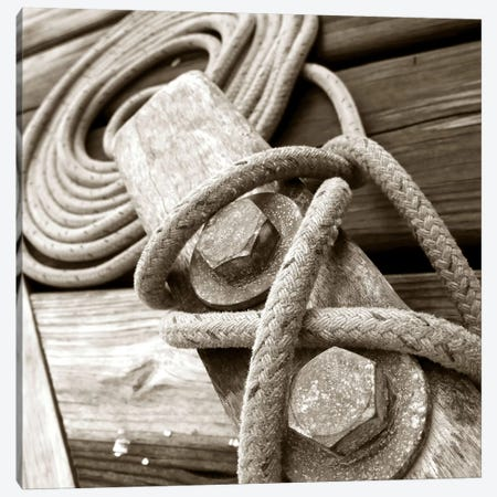 Knots And Bolts Canvas Print #PIS77} by PhotoINC Studio Canvas Artwork