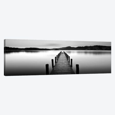 Lake Pier II Canvas Print #PIS79} by PhotoINC Studio Canvas Print