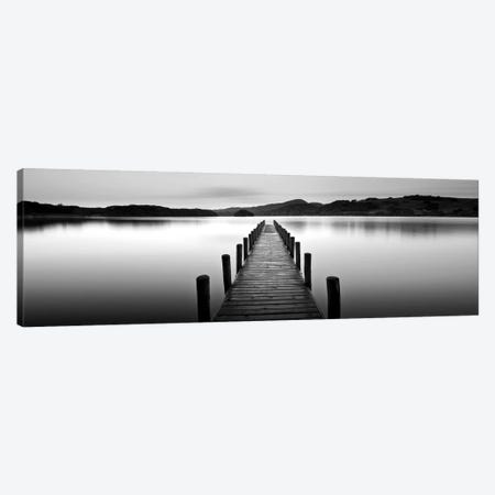 Lake Pier II Canvas Print #PIS79} by PhotoINC Studio Canvas Print