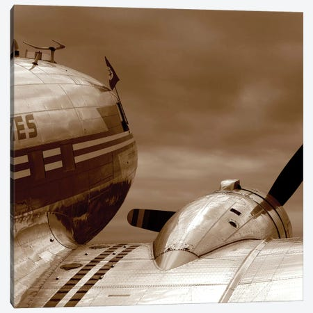 Aviation I Canvas Print #PIS7} by PhotoINC Studio Canvas Art