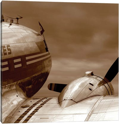 Aviation I Canvas Print #PIS7