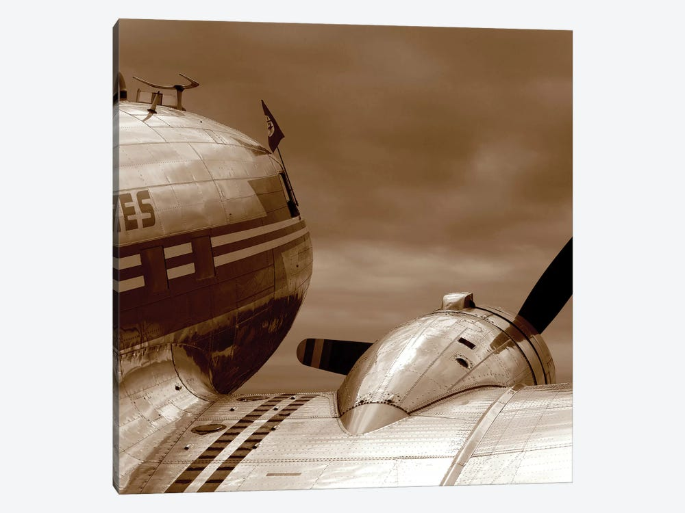 Aviation I by PhotoINC Studio 1-piece Canvas Art Print