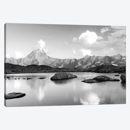 Mountain Lake Canvas Print #PIS86} by PhotoINC Studio Canvas Art Print