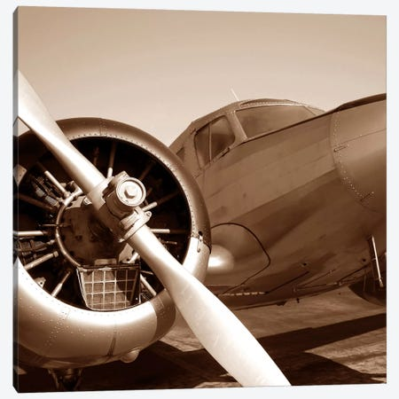 Aviation III Canvas Print #PIS9} by PhotoINC Studio Canvas Print