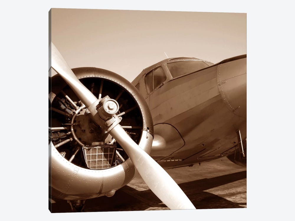 Aviation III by PhotoINC Studio 1-piece Canvas Print