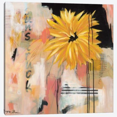 Sunstruck Canvas Print #PKB7} by Pamela K. Beer Canvas Artwork
