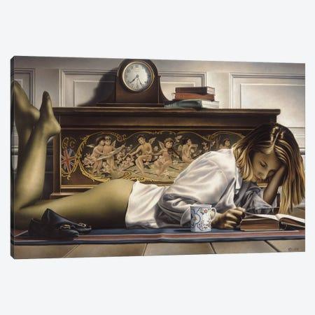 Cherub Trunk Canvas Print #PKE22} by Paul Kelley Canvas Art Print