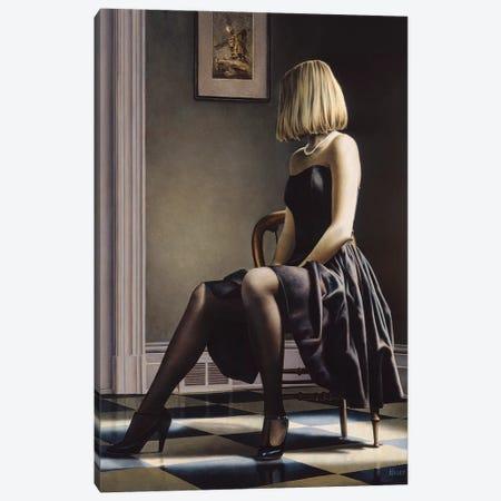 Sunlight On Bare Shoulders Canvas Print #PKE39} by Paul Kelley Canvas Wall Art