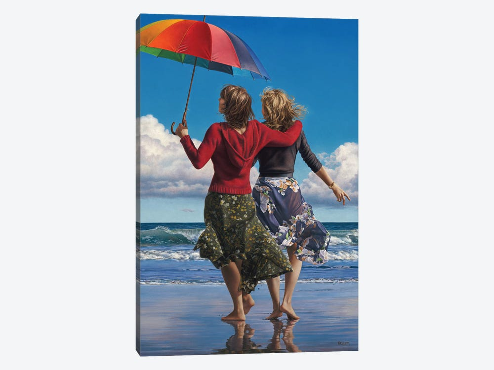 Celebration Of Life by Paul Kelley 1-piece Canvas Art Print