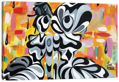 Kilowatts Canvas Art Print