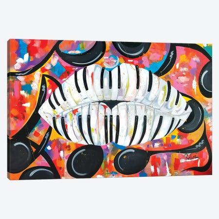 Make 3-Piece Canvas #PKM13} by Pinklomein Canvas Art