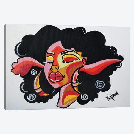 Milkshake Canvas Print #PKM16} by Pinklomein Canvas Print