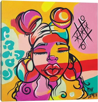 Philly Canvas Art Print