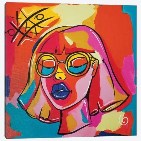 Summer Canvas Print #PKM22} by Pinklomein Art Print
