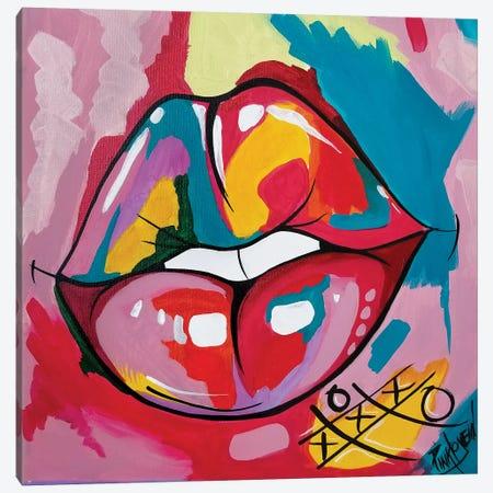 Tropical Canvas Print #PKM23} by Pinklomein Canvas Art Print
