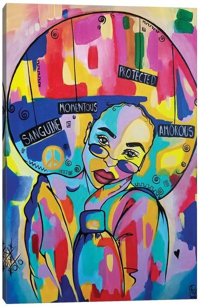 Beauty Canvas Art Print