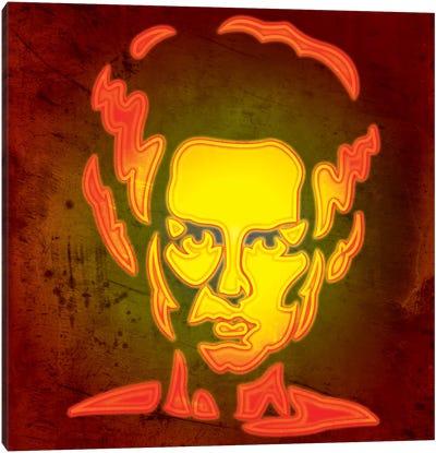 Bride Of Frankenstein Canvas Print #PKN1