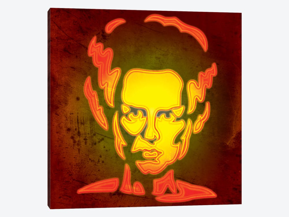 Bride Of Frankenstein by 5by5collective 1-piece Art Print