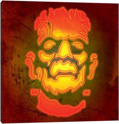 Monster's Revenge Canvas Print #PKN4