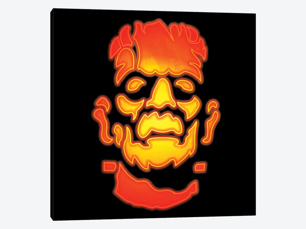 Frankenstein's Monster by 5by5collective 1-piece Art Print
