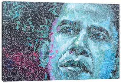 Obama Canvas Art Print