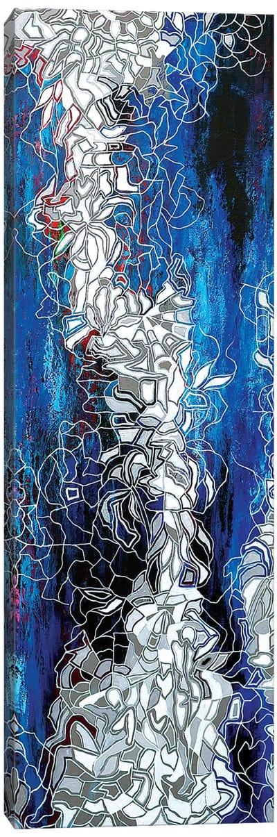 Conceal Darkness III Canvas Art Print