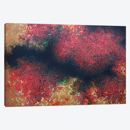 Aura Canvas Print #PLE5} by Peggy Lee Canvas Wall Art