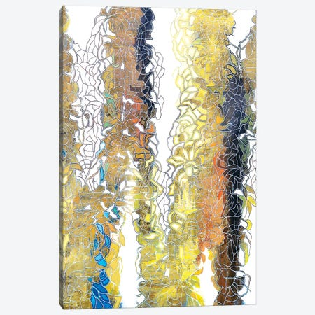 Conceal Lightness Canvas Print #PLE61} by Peggy Lee Canvas Art