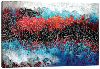 Dream Island III Canvas Art Print