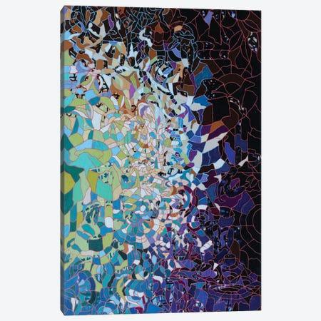 Black Ash I Canvas Print #PLE8} by Peggy Lee Canvas Art Print