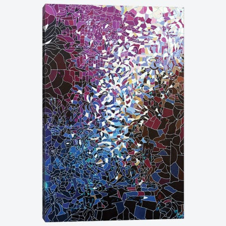 Black Ash II Canvas Print #PLE9} by Peggy Lee Canvas Print