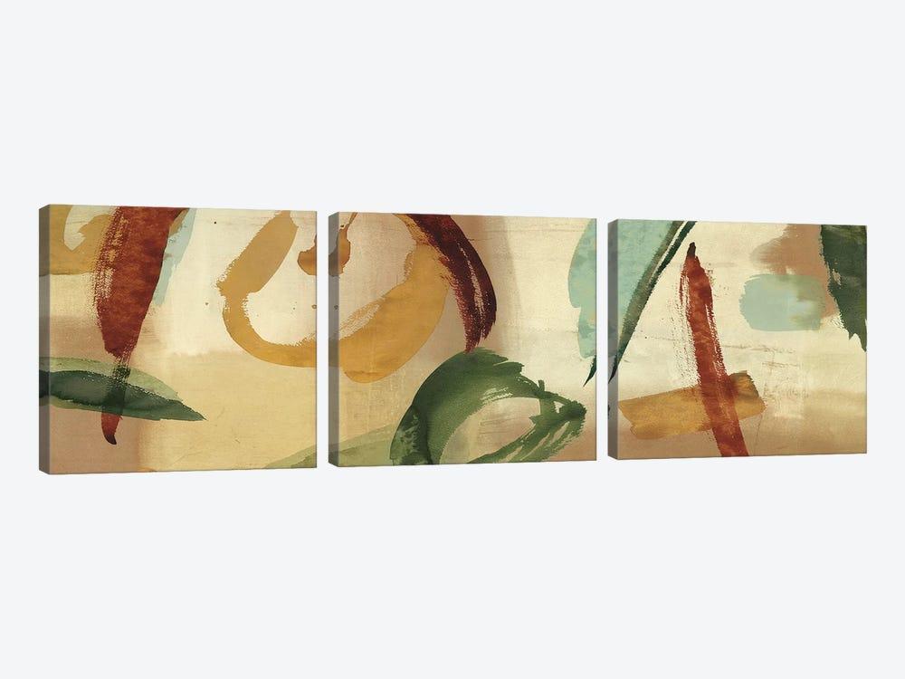 Gestures by Patrick Langham 3-piece Art Print