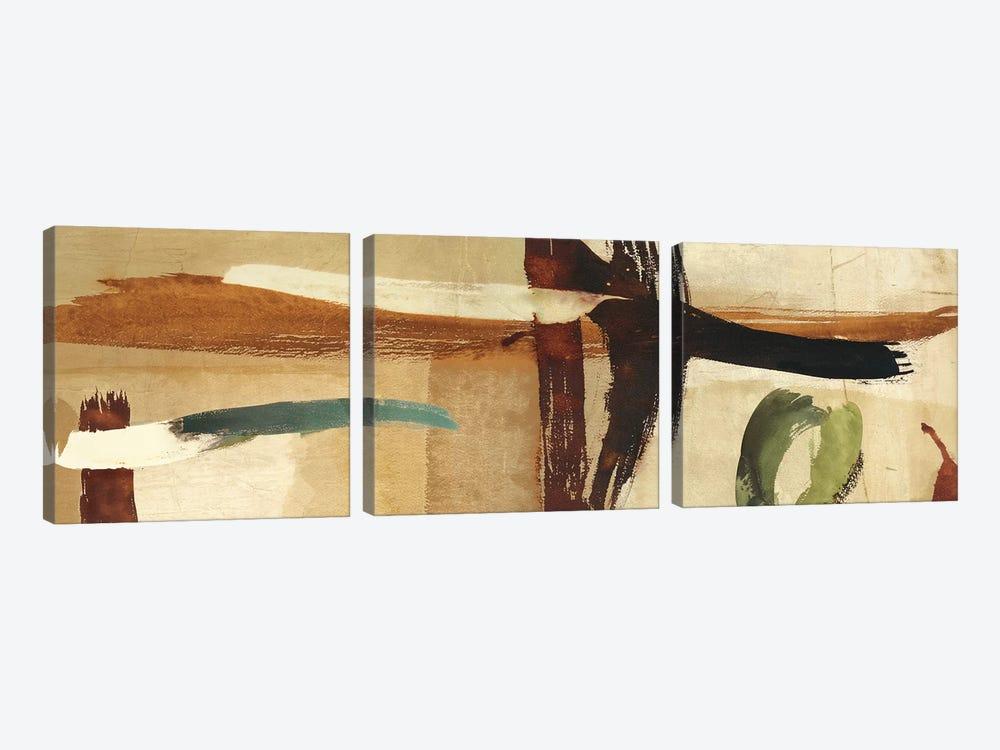 Good Vibrations by Patrick Langham 3-piece Canvas Art