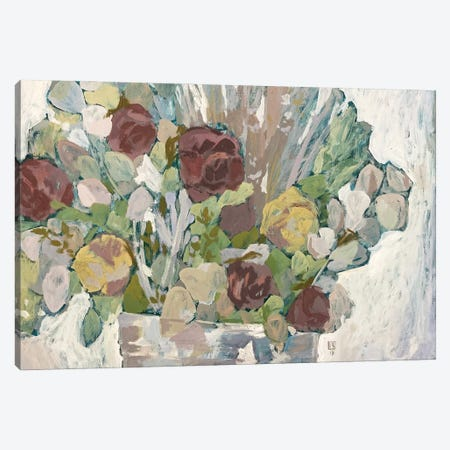 Dry Flowers Canvas Print #PLK19} by Polina Kharlamova Canvas Print