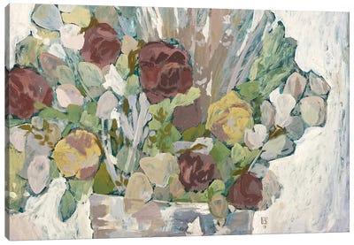 Dry Flowers Canvas Art Print