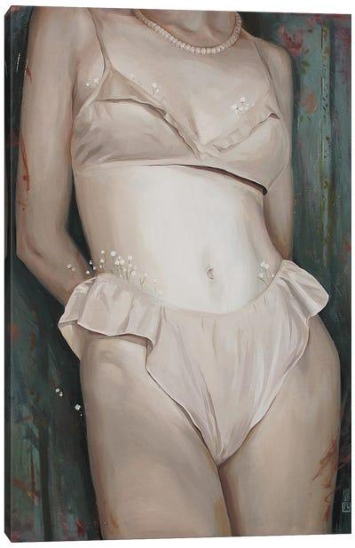 Fragility Canvas Art Print