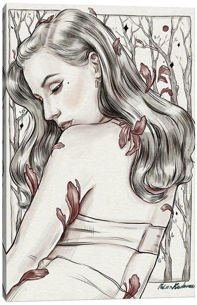 Dita Canvas Art Print
