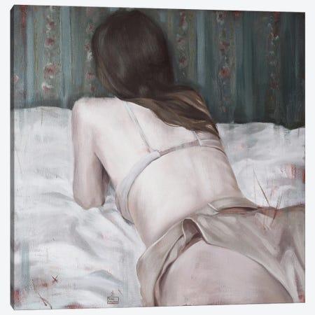 Stranger Canvas Print #PLK2} by Polina Kharlamova Canvas Print