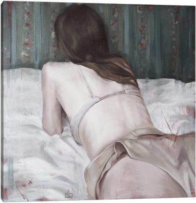 Stranger Canvas Art Print