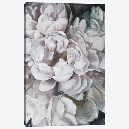 Peonies Canvas Print #PLK3} by Polina Kharlamova Canvas Art Print