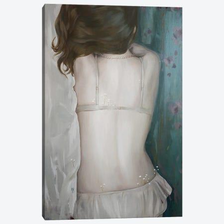Serenity Canvas Print #PLK6} by Polina Kharlamova Canvas Artwork