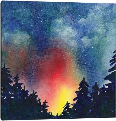 Night Sky IV Canvas Art Print