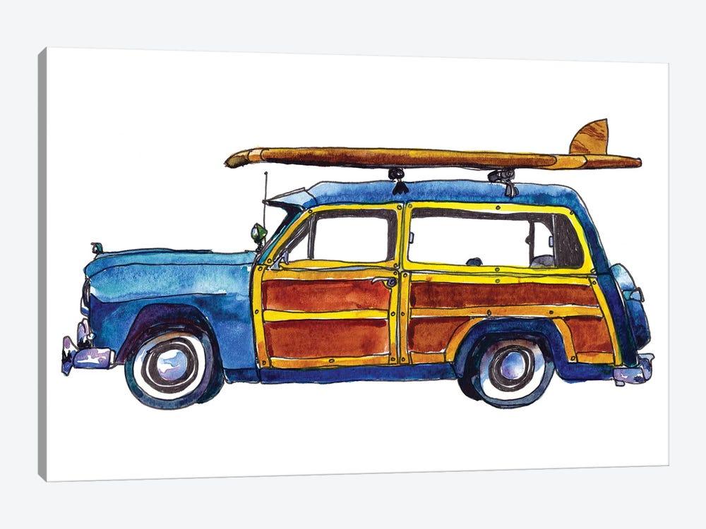 Surf Car IX by Paul Mccreery 1-piece Canvas Art