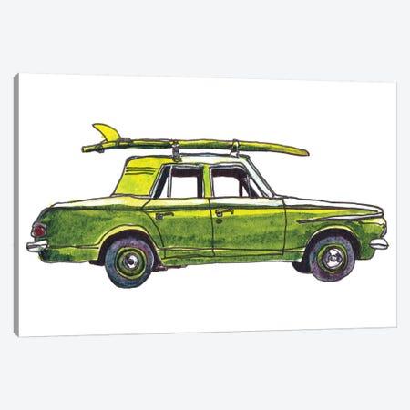Surf Car XII Canvas Print #PLM33} by Paul Mccreery Canvas Print