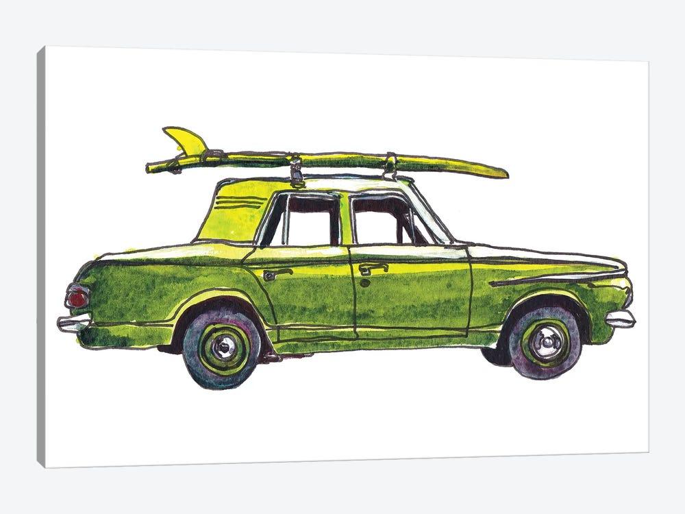 Surf Car XII by Paul Mccreery 1-piece Canvas Art
