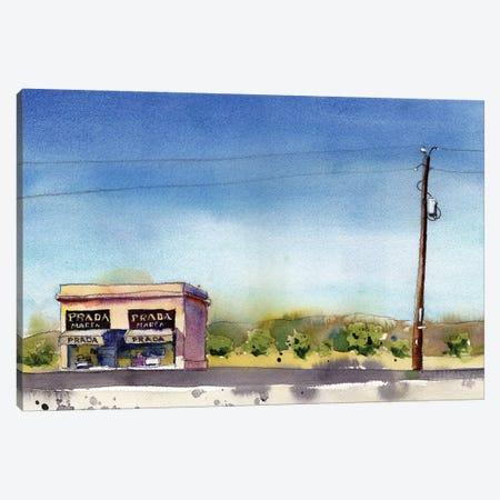 Urban Lines & Poles II Canvas Print #PLM35} by Paul Mccreery Canvas Wall Art