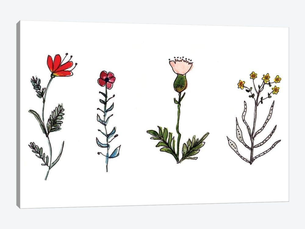 Botanical Vibes I by Paul Mccreery 1-piece Canvas Print
