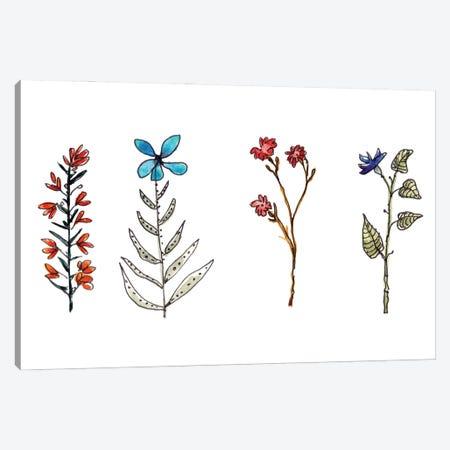 Botanical Vibes II Canvas Print #PLM39} by Paul Mccreery Canvas Art Print