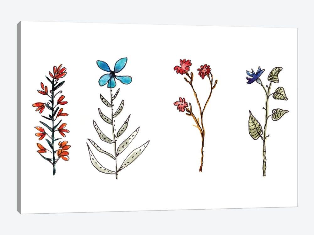 Botanical Vibes II by Paul Mccreery 1-piece Canvas Artwork