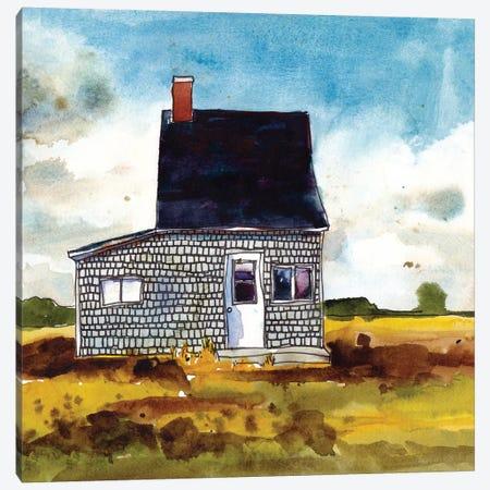 Cabin Scape II Canvas Print #PLM5} by Paul Mccreery Canvas Wall Art